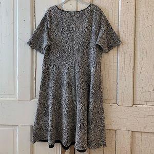Lands' End Dresses - Lands' End scoop neck dress Size 1X